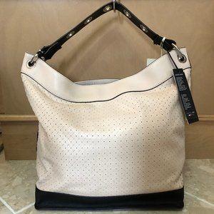 NWT Innue Italian Leather Shoulder Bag